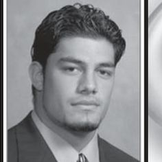 Another college flashback of Joe Anoa'i aka Roman Reigns.