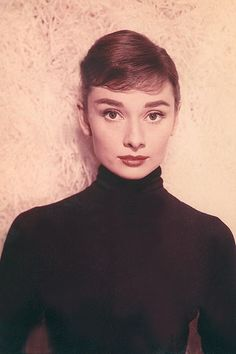 In the '50s and '60s, the simple black turtleneck became a signifier of the Beat Generation, a radical group of artists, writers, and nonconformists. The image of Audrey Hepburn dancing around a Parisian cafe wearing a turtleneck in Funny Face will forever be iconic, although the black version of the high-cut top actually spoke to a mass generation outside the cult classic film.