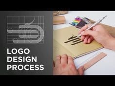(7) The Logo Design Process From Start To Finish - YouTube