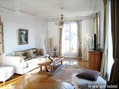 Paris 2 Bedroom apartment - living room (PA-977) photo 2 of 31