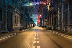 Via del Corso, Roma, Italia by Stefano Bizzarri, via Flickr