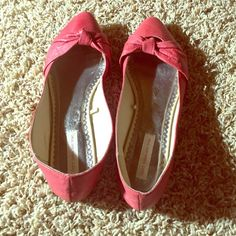 Fairy tales are true (urban outfitters) flats red Lovely fairy tales are true (from urban) red flats Urban Outfitters Shoes Flats & Loafers