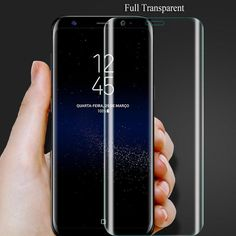 Samsung Galaxy Glass Full Coverage Tempered Glass Screen Protector