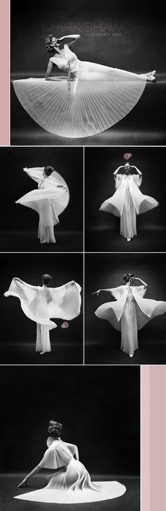 Movement:  Mark Shaw - Vanity Fair