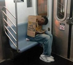 Dump A Day Meanwhile On Public Transportation - 30 Pics