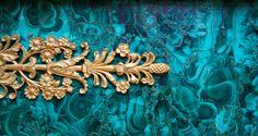 Elegant Marble teal turquoise