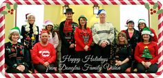 #happyholidays from Douglas Family Vision #eyes #optometrist