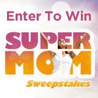 Win $500 in Visa gift cards for your supermom! Enter now and I get 15 extra entries in the Supermom Sweepstakes. Plus, opt-in for DoubleTake Offers emails for instant access to hundreds of FREE coupons and 50% off deals. Act fast, ends May 8!