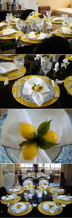 Love the lemon yellow