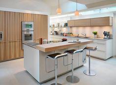 b3 bulthaup at Kitchen architecture #bulthaup #kitchenarchitecture #kitchens - Victorian family home