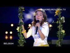 Belgium: Laura sings Zo  Verliefd / Junior Eurovision Song Contest 2009