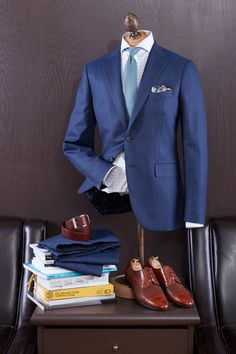 Spring Summer 2017 Office Menswear Outfits - LALONDE's Office Looks, Sports Jacket, Suit Jacket, Menswear, Spring Summer, Shirt Dress, Blazer, Suits, Jackets