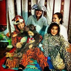 Oh So Huggable!: Festa do Pijama
