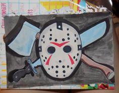 рисунки в честь хэллоуина, хэллоуин, рисунки, рисунок акварелью, что нарисовать красками
