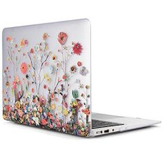 iDOO MacBook Pro 13 Case 2017 & 2016 Release / Soft Touch Plastic Hard Case Cover for Newest MacBook Pro 13 inch with/Without Touch Bar - Plants and Flowers Macbook Air Stickers, Macbook Air Cover, Macbook Air 13 Inch, Macbook Pro 13 Case, Newest Macbook Pro, New Macbook, Laptop Cases, Mac Laptop, Laptop Skin