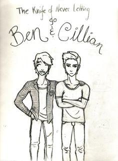 Ben and Cillian - Chaos Walking