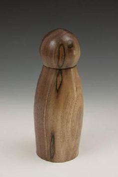 Rock Salt Grinder | Pepper Salt grinder mill exotic wood gift hand turned