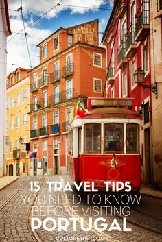 15 Travel Tips To Know Before Visiting Portugal|Pinterest: @theculturetrip