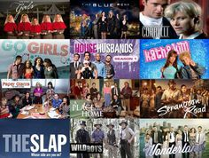 TV shows from Australia and New Zealand