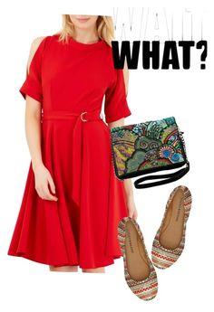 """dress"" by masayuki4499 ❤ liked on Polyvore featuring Closet"