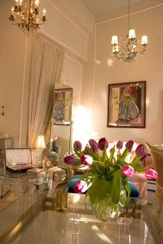 the paris apartment - a glimpse of the details on one of her projects -----