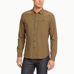 Men's Sketch Plaid Shirt | Nau Clothing