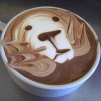 Kunstige koffie met latte art | Rubriek.nl