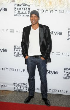 Boris Kodjoe Actor Boris Kodjoe arrives at the InStyle And The Hollywood Foreign Press Association's Annual Event during the 2011 Toronto In...