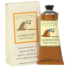 Crabtree & Evelyn Gardeners Hand Therapy Cream | Beauty.com