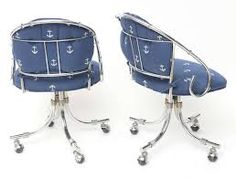chrome nautical decoration objects - Google Search