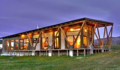 green design, eco design, sustainable design, Natales, Chile, Solar power, architecture, OutsideIn, Fernanda Vuilleumier