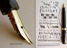 Mabie Todd Swan Lapis L4 Leverless Fountain Pen 1936 14c M Flex NIB RARE