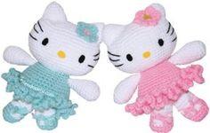 Crochet Hello Kitty pattern