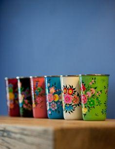 Amo esses copos!
