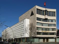 IG METALL building, Erich Mendelsohn, Berlin 1930