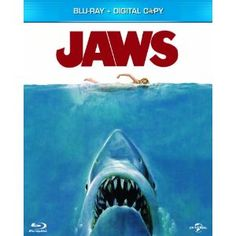 Jaws remastered on Blu-ray: £17.99