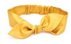 Pure Habotai Silk headband Womens headband Adult Headband