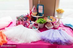 My Little Pony Birthday Party via Kara's Party Ideas KarasPartyIdeas.com Cake, decor, tutorials, recipes, favors and MORE! #mylittlepony #mylittleponyparty #ponyparty #rainbowparty #girlpartyideas (13)