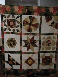 Hand pieced Wall Hanging 2008