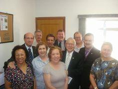 PEC 555: Frente Nacional São Paulo se reúne com o deputado João Dado