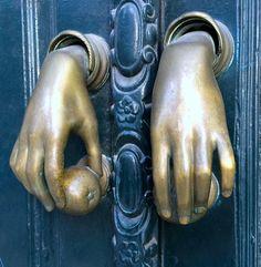 Door knockers - Seville
