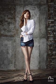 korean girl Lee Sung Kyung