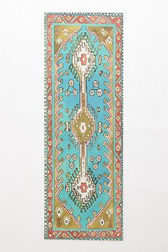 yoga mat. more styles on anthropologie.com ---i'm loving this! i'd keep my yoga mat out all the time:)