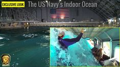 Stressful: The Navy's Indoor Ocean & Helicopter Crashing in Sea While Be...