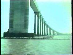 Saint-Nazaire. Il y a 40 ans, Yvon Guérin a filmé la construction du pont   Presse Océan