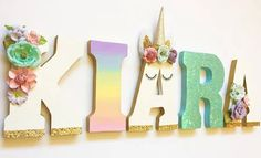 Diy Unicorn Wooden Letters - Unicorn Themed Letters Unicorn Bedroom Unicorn Room Decor Girl Unicorns Party Unicorn Letters Unicorn Decorations Unicorn How To Make Unicorn Birthday. Unicorn Rooms, Unicorn Room Decor, Unicorn Bedroom, Unicorn Themed Room, Girl Bedroom Designs, Girls Bedroom, Bedroom Ideas, Bedrooms, Bed Designs