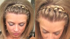 a different way to add a braid and poof
