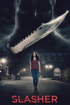 Slasher is the horror brainchild of Canada's Super Channel and Chiller in the US. It is a beautiful series featuring mystery, gore, and suspense!