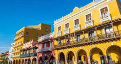 Cartagena Enchants Visitors At Work Or At Play