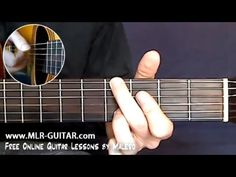 """How to play """"The Girl From Ipanema"""" - MLR-Guitar Lesson #1 of 4"""